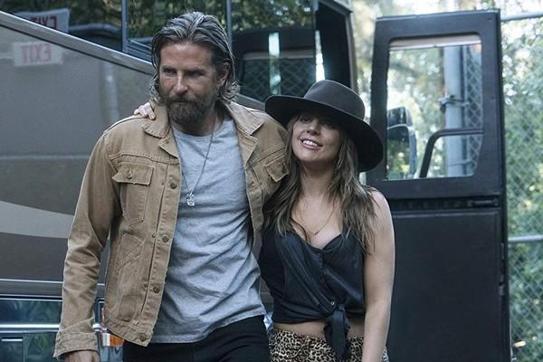 Bradley Cooper e Lady Gaga em Nasce Uma Estrela (Foto: Reprodução)
