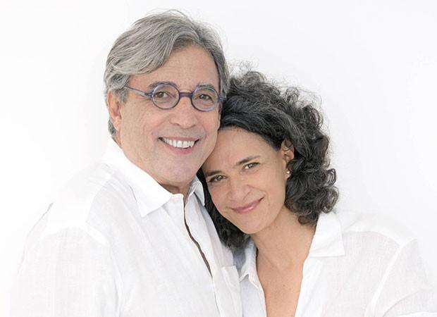 Ivan Lins e Simone (Foto: Divulgação)