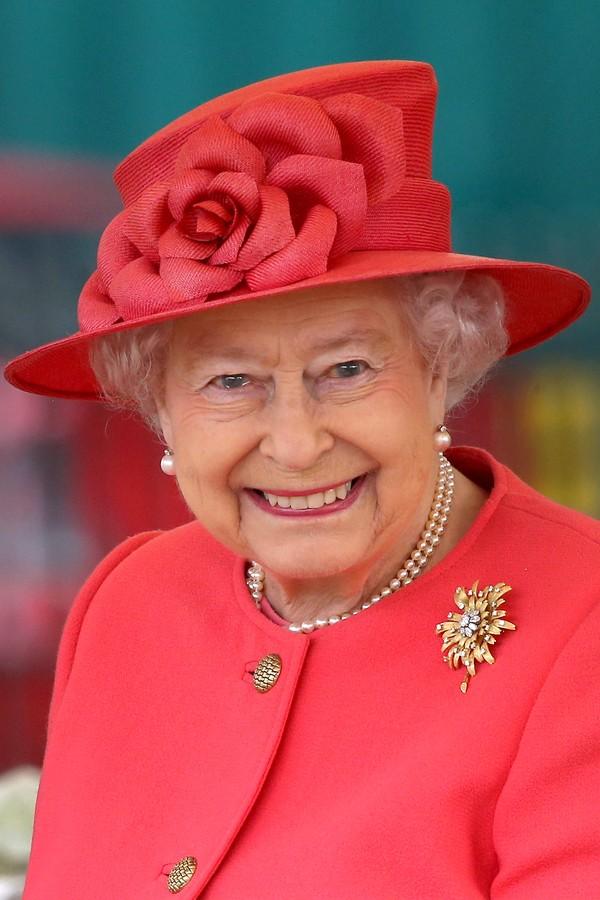 A rainha deve sempre se retirar primeiro para dormir  (Foto: Getty Images )