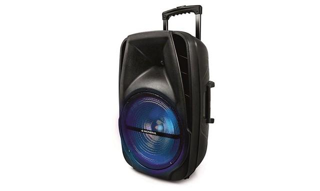 Caixa de som amplificada Bluetooth: veja dez modelos por até R$ 2 mil