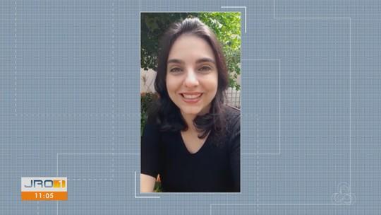 Jornalista Ana Lídia Daibes volta ao Jornal Nacional em 2020
