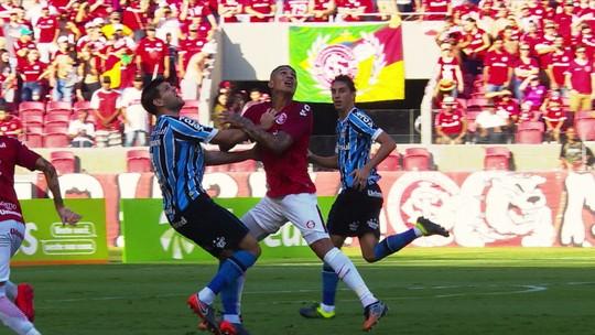 Números favorecem o Grêmio na final do Gauchão, enquanto bola aérea pode ser trunfo do Inter
