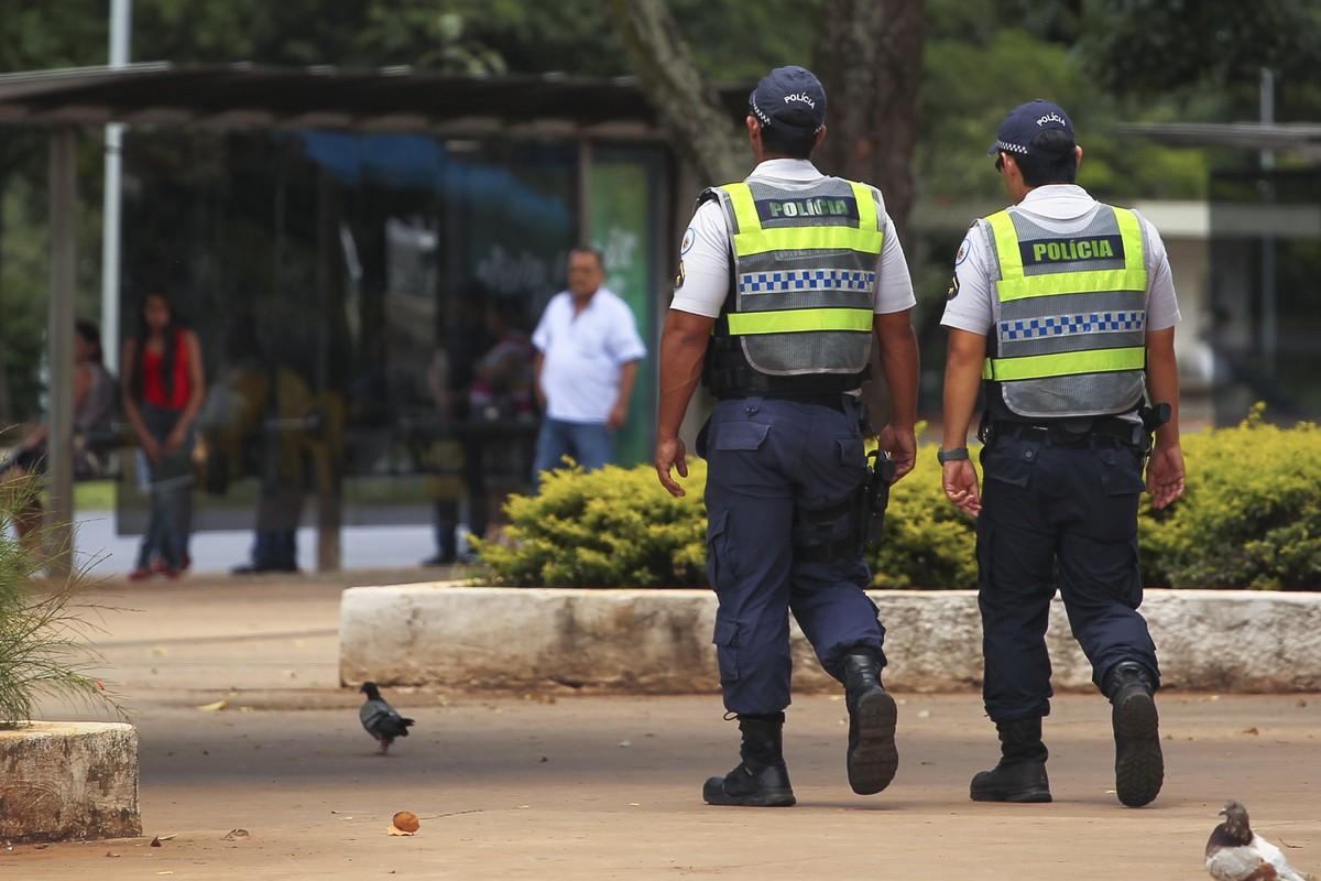 Policiais militares do DF são suspeitos de extorquir dinheiro de empresários