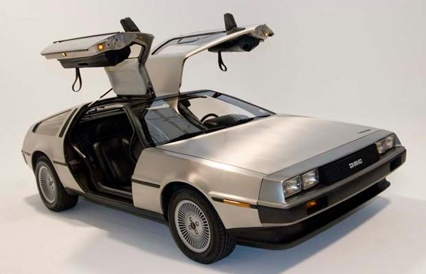 DeLorean DMC-12 foi produzido por apenas dois anos (Foto: Divulgação)