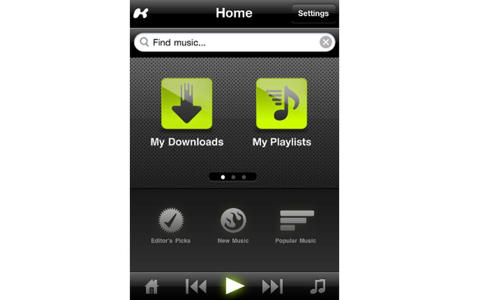 O Kazaa disponibilizava vídeos e músicas em MP3 para compartilhamento (Foto: Reprodução/TechTudo)