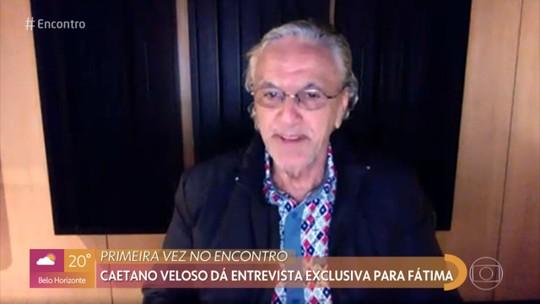 Caetano Veloso completa 78 anos e fala sobre envelhecimento: 'Essencialmente a mesma pessoa de sempre'