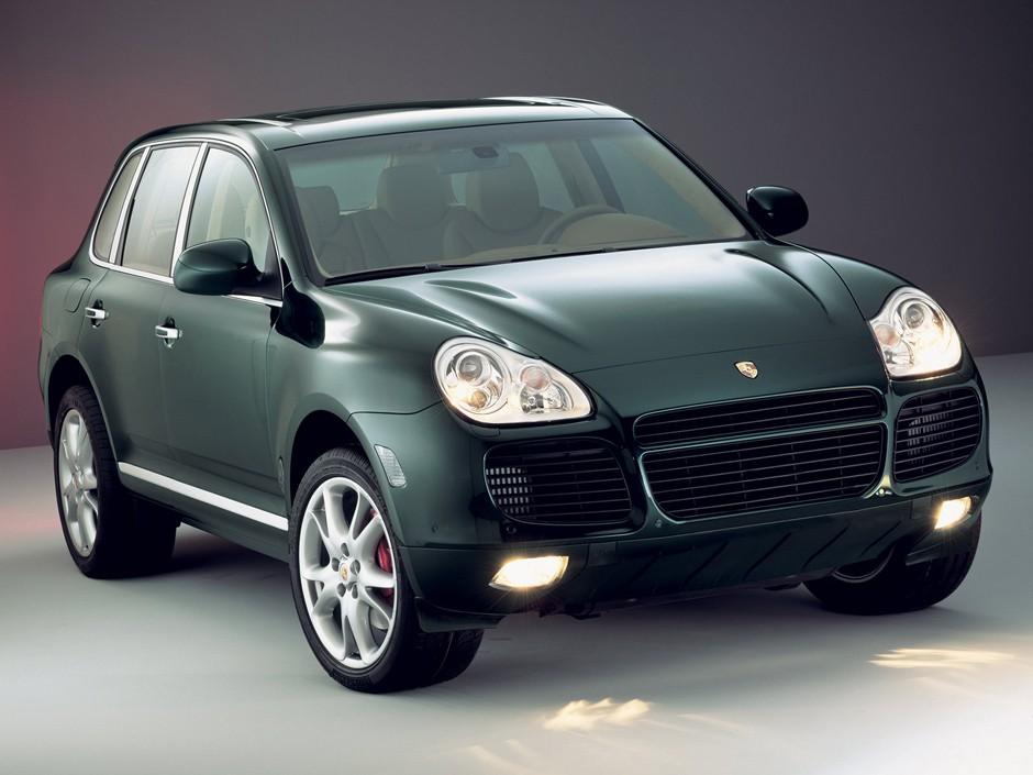Porsche Cayenne 2003 - encara? (Foto: Divulgação)