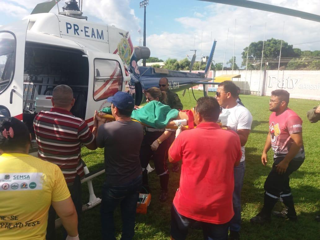Sobe para dois o número de mortos em grave acidente envolvendo 15 pessoas na AM-010; colisão foi entre 2 carros - Notícias - Plantão Diário
