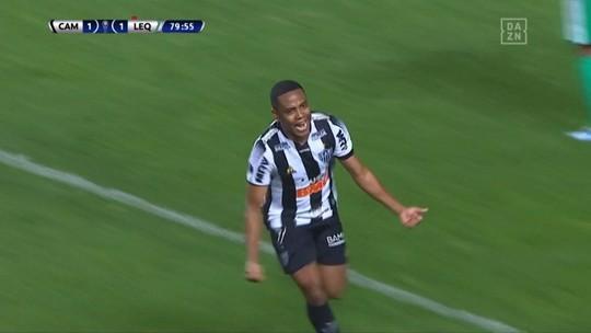 """Recuperado fisicamente, Jair mantém bom momento no Atlético-MG: """"Estou 100%"""""""