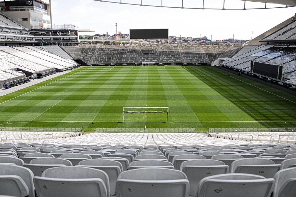 Fundo aprova contrato de naming rights da arena do Corinthians e abre caminho para pagamento