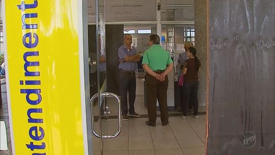 Após ataques a bancos, moradores sofrem com falta de agências em Jacuí, MG
