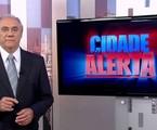Marcelo Rezende, da Record, desbancou José Luiz Datena como rei do jornalismo-show | Divulgação