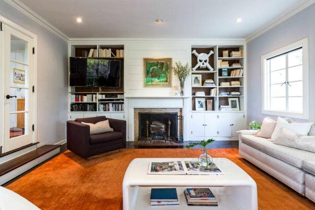 Morena Baccarin vende casa em Los Angeles (Foto: Divulgação)