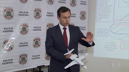 Polícia Federal pede arquivamento de inquérito da queda do avião de Eduardo Campos