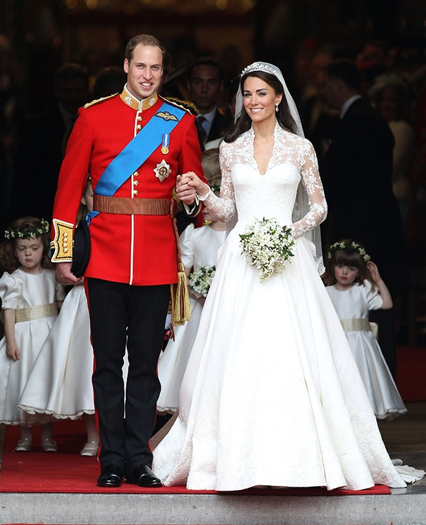 William e Kate Middleton (Foto: Reprodução)