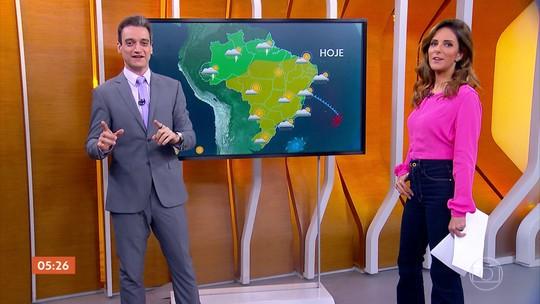 Umidade do ar fica baixa no Centro do Brasil nesta quarta-feira