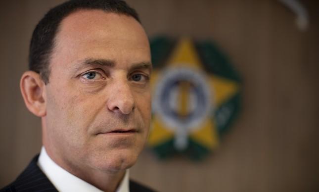 O novo secretário da Polícia Civil, Allan Turnowski