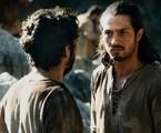 Romulo Estrela é Afonso em 'Deus salve o rei' | Reprodução