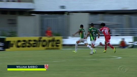 Fernandes analisa atuações de Felipe Menezes e Willian Barbio e vê evolução no ataque regatiano