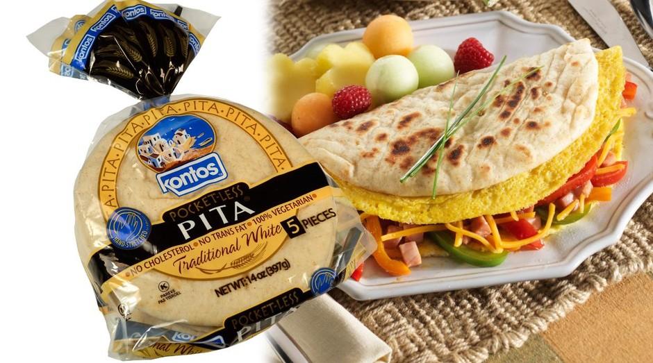A Kontos Foods conquistou o mundo árabe com seus pães (Foto: Divulgação)