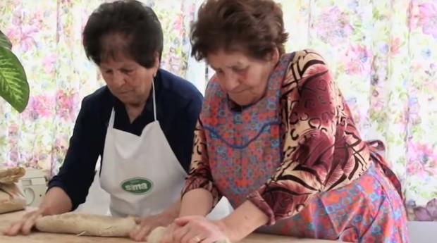 Pasta Grannies  (Foto: Reprodução/Instagram)