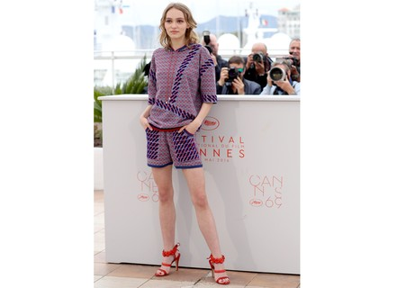 Lily-Rose Depp (Foto: Getty Images)