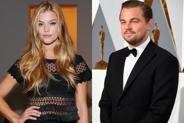 Nina Agdal e Leonardo DiCaprio (Foto: Getty Images)