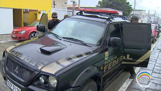Polícia Federal faz operação contra desvio de recursos da merenda em São Sebastião