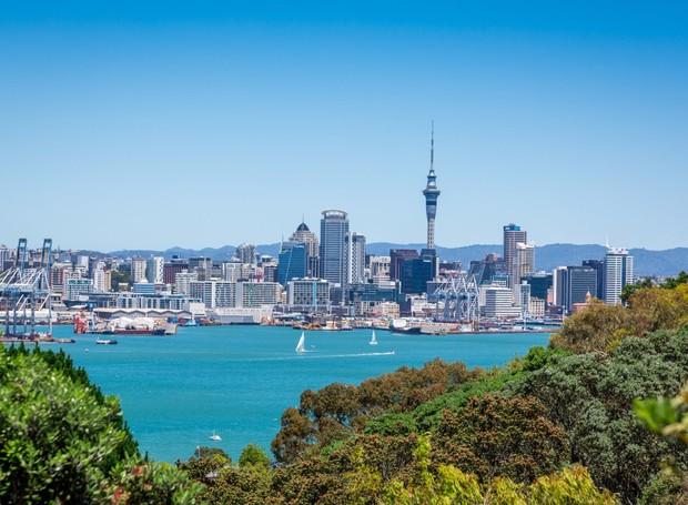 Auckland - Nova Zelândia (Foto: Reprodução/ CI)
