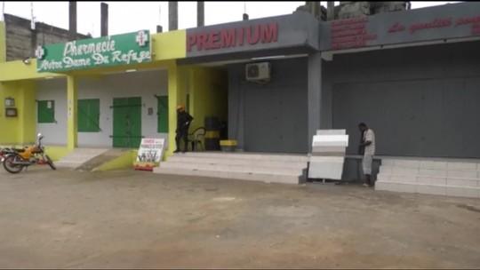 Empresas da Costa do Marfim fecham as portas durante motim das tropas do governo