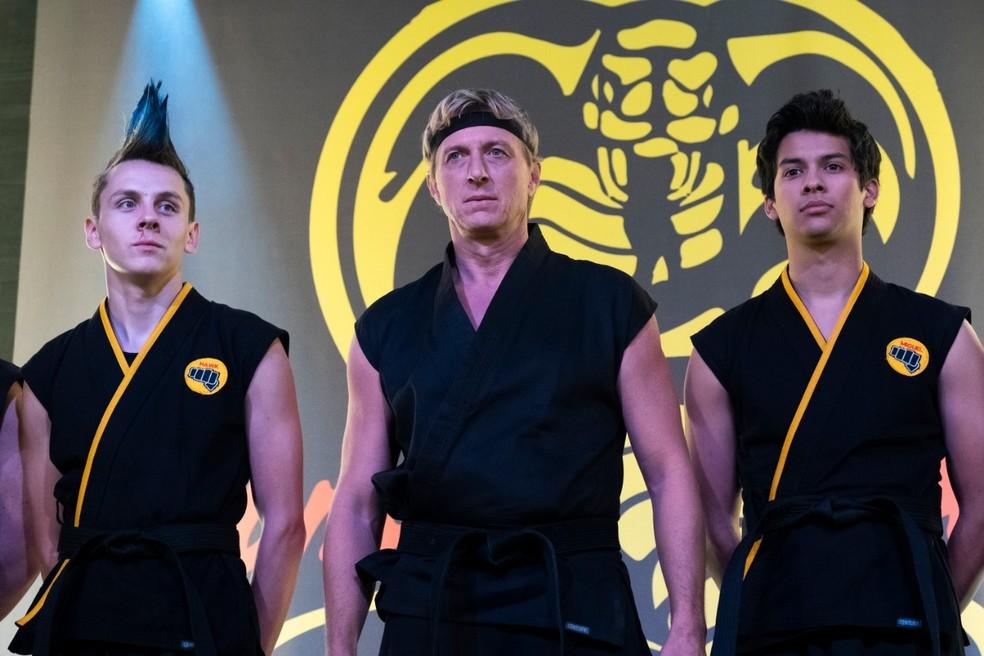 A volta de Cobra Kai e uma lista de 10 filmes sobre karatê: onde ver | eu  atleta | ge