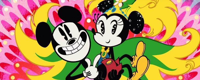 Mickey Mouse no curta Carnaval, que se passa no Rio de Janeiro (Foto: Divulgação)