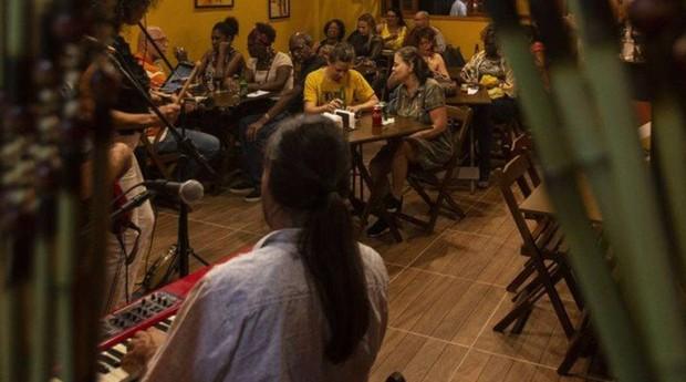 restaurante afro (Foto: Reprodução/Agência O Globo)