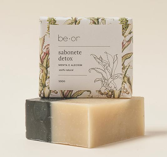 Sabonete Detox, Be.Or (Foto: Divulgação)