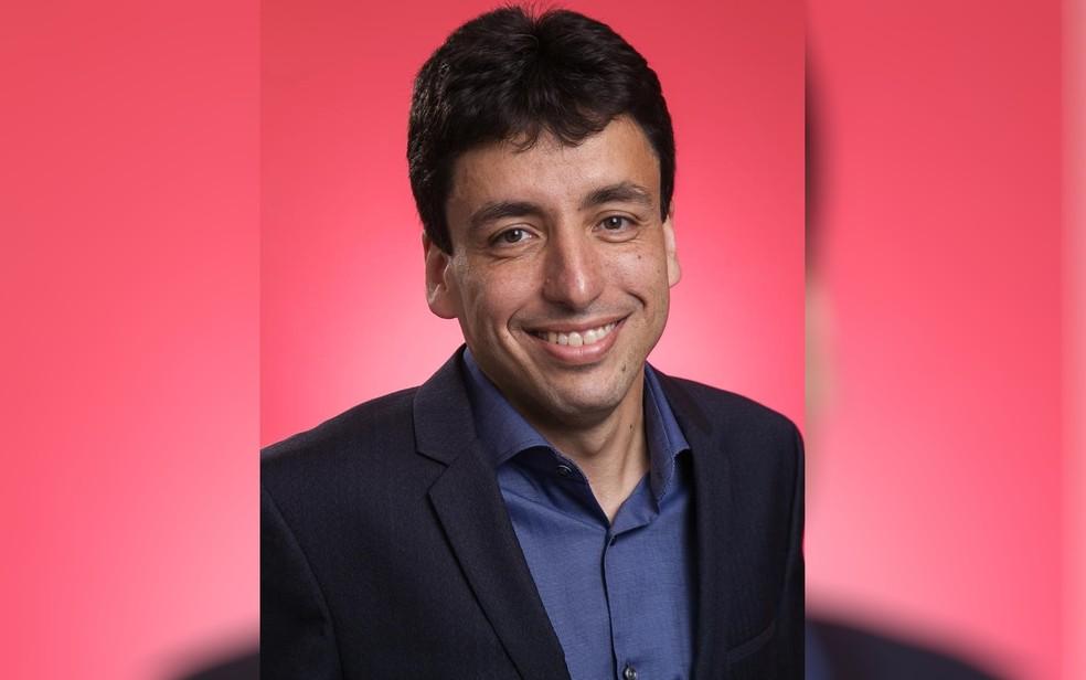 Adriano da Rocha Lima é o novo secretário de Desenvolvimento Econômico e Inovação de Goiás — Foto:  Divulgação