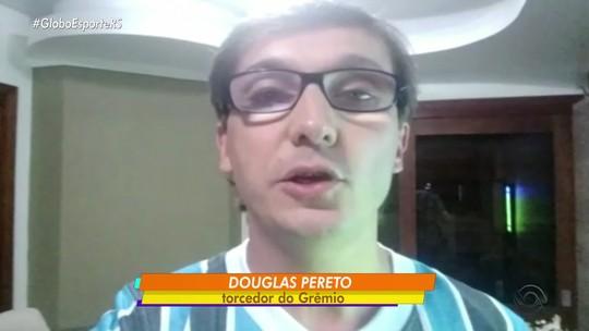 "Gremista faz pedido a Paulo Victor antes de pênaltis e é atendido: ""Chama gol? Nunca ouvi falar"""