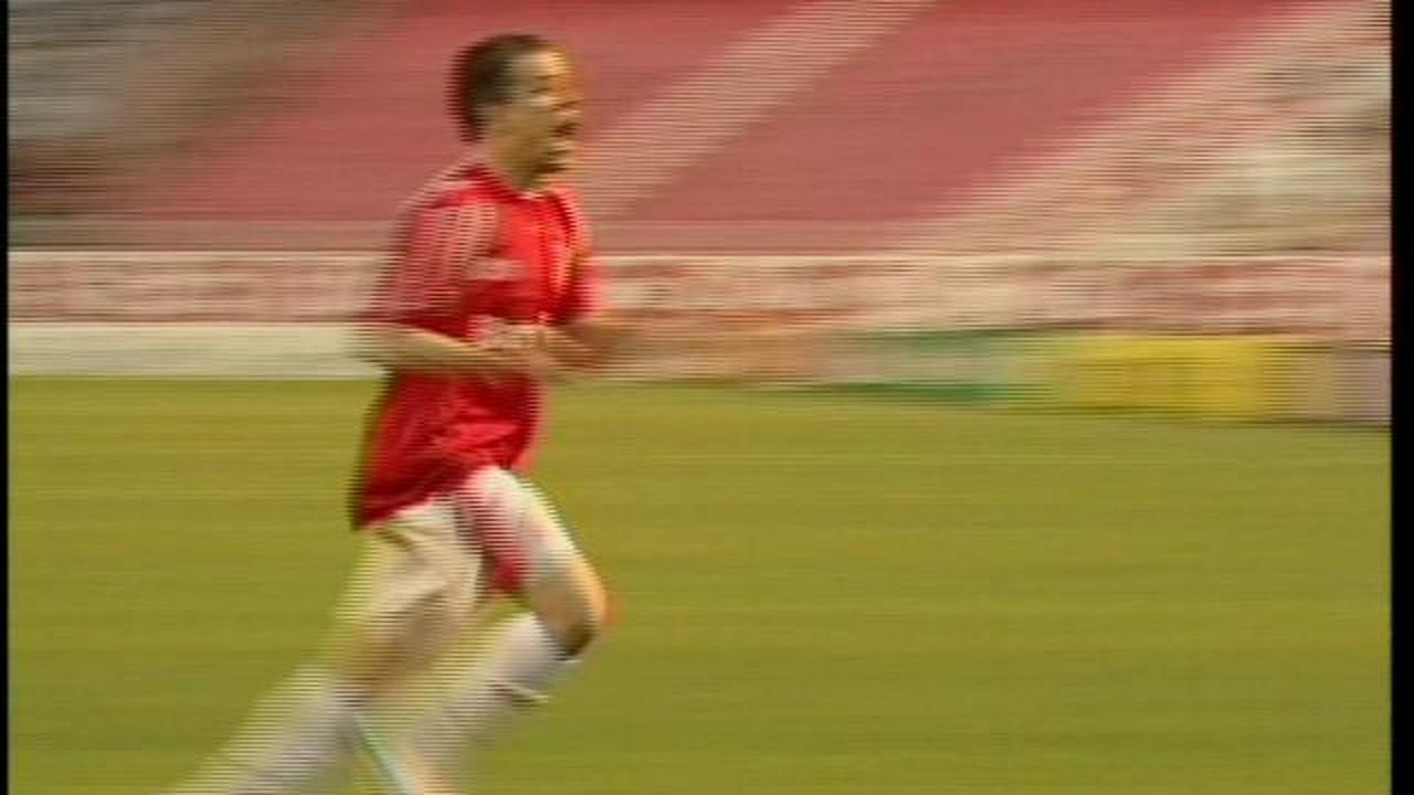 Homem Gre-Nal: D'Ale marcar seu primeiro gol no clássico em goleada por 4 a 1, em 2008