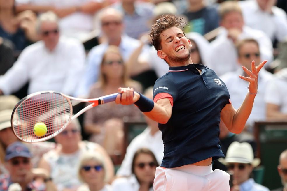 Nadal x Thiem (Foto: REUTERS/Gonzalo Fuentes)