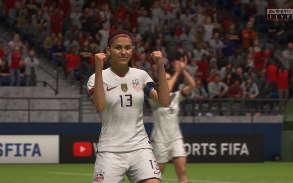 FIFA 20 é um dos jogos do EA Access — Foto: Divulgação/EA Sports