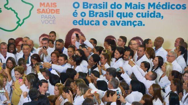 Programa foi lançado em 2013, no governo Dilma Rousseff (Foto: Agência Brasil)