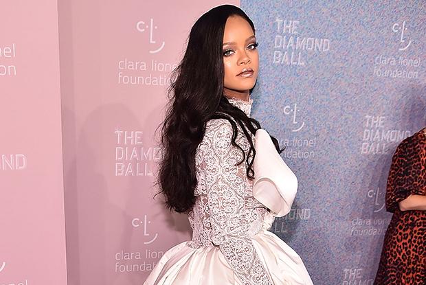 Rihanna é anfitriã de seu 4º Diamond Ball (Foto: Getty Images)