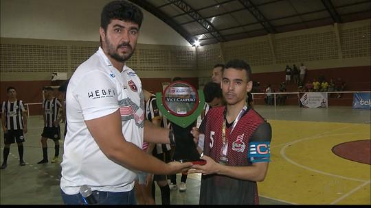Philipéia vence final e é campeão da 2ª divisão da Liga Paraibana de Futsal