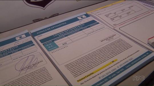 Operação da Polícia Civil fecha esquema de emissão receitas de óculos com falsos oftalmologistas