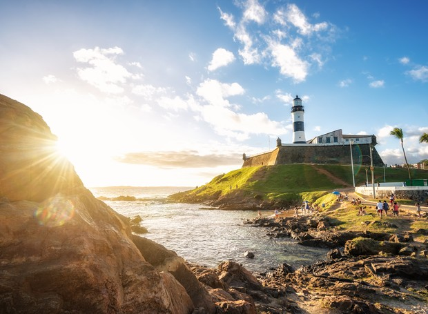 Farol da Barra (Foto: Getty Images)