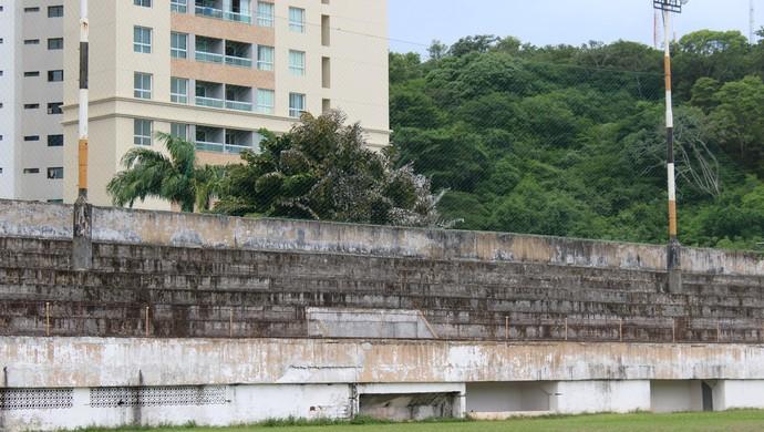 RN - Estádio Juvenal Lamartine (Foto: Divulgação)