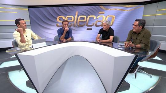 """Comentaristas discutem Ricardo Goulart no Palmeiras: """"Se contratar, chega para ser titular"""", diz Roger"""