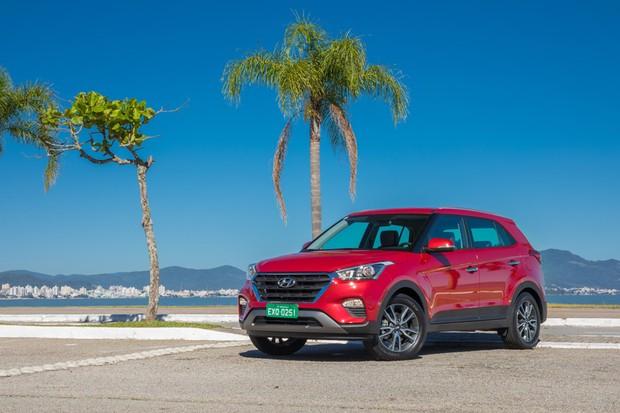 Tudo sobre o Hyundai Creta, que chega com preço inicial de ...