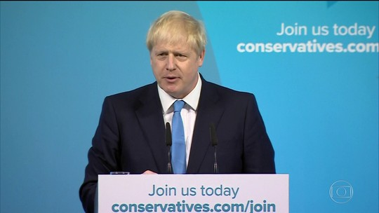 Conservador Boris Johnson é eleito primeiro-ministro da Grã-Bretanha