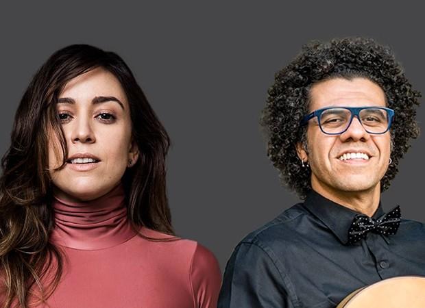 Roberta Sá e Hamilton de Holanda apresentam show inédito no Teatro J. Safra (Foto: Divulgação)