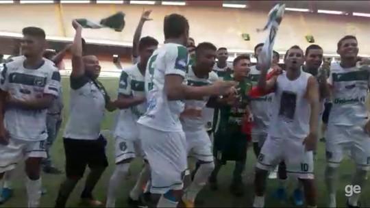 """Após acesso, Fran Costa elogia empenho do grupo do Tapajós: """"abraçou a causa"""""""